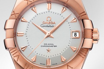 Omage Constellation Sedna Gold replica watch