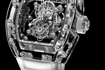 Richard Mille RM 56-02 Tourbillon replica watch