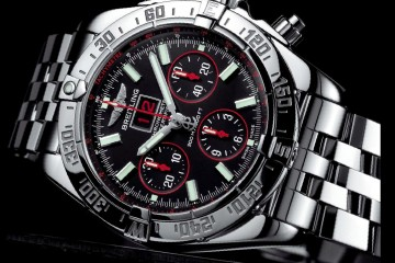 Breitling Blackbird Red Strike Limited Edition 1 replica
