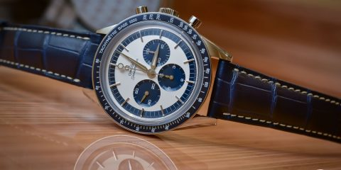 Omega Speedmaster CK2998 replica watch