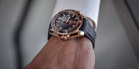 Omega Seamaster Planet Ocean 600m Chronograph Replica