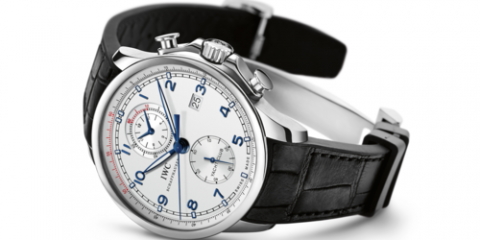 "IWC Portugieser Yacht Club ""Ocean Racer"" replica watch"