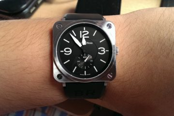 Bell&Ross BR S Black Matte Ceramic replica