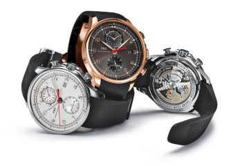 IWC Portuguese Yacht Club Chronograph watch replica