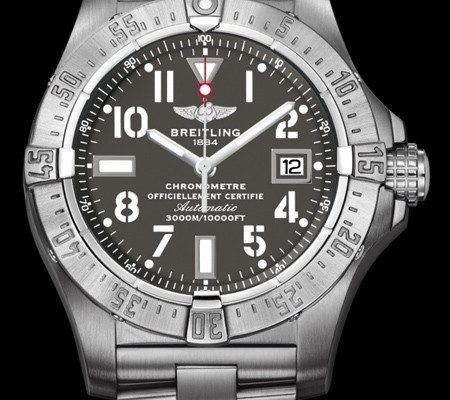 Full Steel Breitling Avenger Seawolf Automatic replica watch