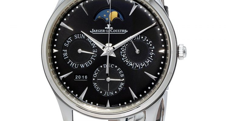 Jaeger LeCoultre Master Ultra Thin Automatic Men's Watch Q1308470